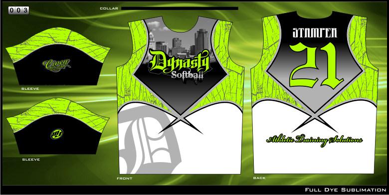 custom slowpitch softball jerseys custom full dye jersey samples