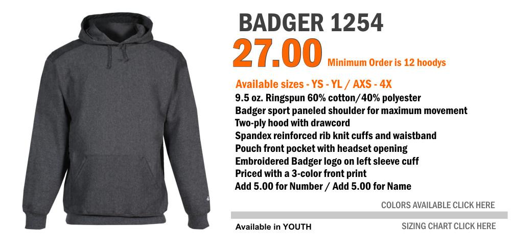 5Badger1254