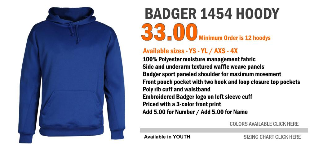 6Badger1454